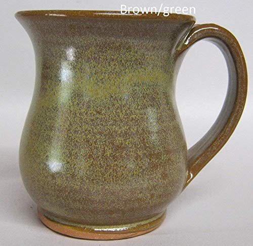 Handmade pottery Coffee Cup Fits 1 cup coffee makers tea/coffee/mug/cup