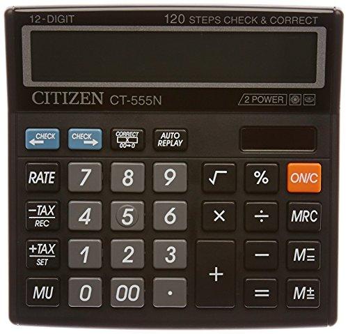 Citizen CT 555 Basic 12 Digit