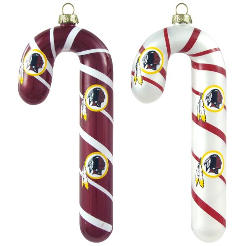 Nfl Candy Cane Ornament - 4