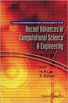 Recent Advances in Computational Science and Engineering