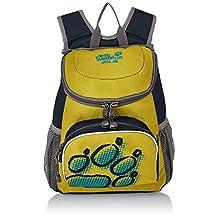 Jack Wolfskin Little Joe Kids Backpack Yellow Green