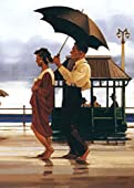 339c2df0b02 The Singing Butler Jack Vettriano Umbrella Love Dancing Beach… By  HMBROTHERS.  13.00