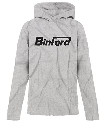 Price comparison product image BSW Youth Girls BinFord Tools Home Improvement Hoodie Med Sport Grey