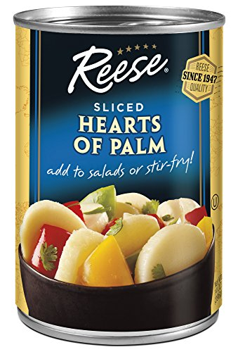 Reese Hearts of Palm Slices, 14 Ounce (Pack of 6)