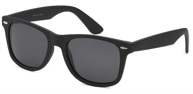 Amazon.com: Gafas de sol clásicas de los años 80, diseño de ...