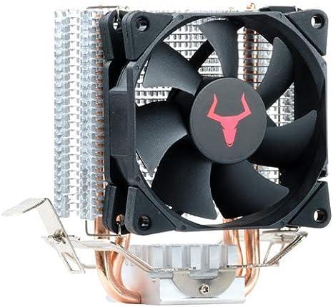 iTek Icy 2H8 Procesador Enfriador - Ventilador de PC (Procesador ...