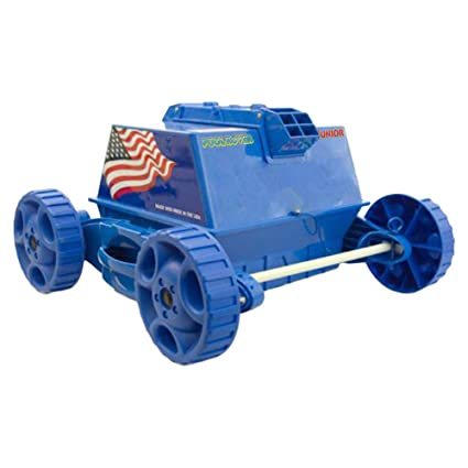 Amazon.com : MRT SUPPLY Blue Pool Rover Junior/Jr. Above ...