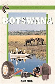 Book African Adventurer's Guide to Botswana