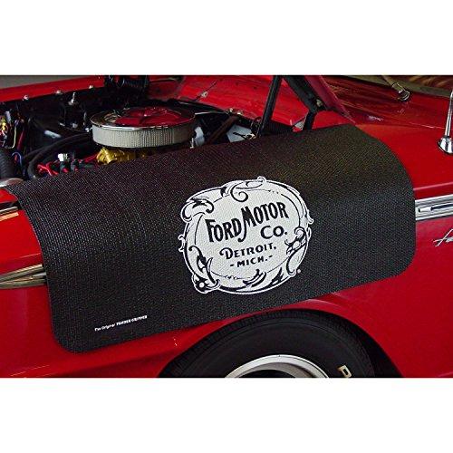 Drake Ford Motor Company Logo Fender Gripper Cover