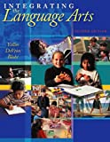 img - for Integrating the Language Arts book / textbook / text book