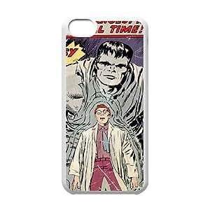 iPhone 5c Cell Phone Case White Hulk Jose Fixit VIU009121