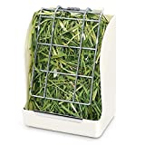 Romalon Indoor Hay Feeder/Rack - with Non-Toxic and