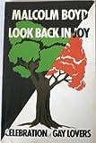 Look Back in Joy, Malcolm Boyd, 0917342771