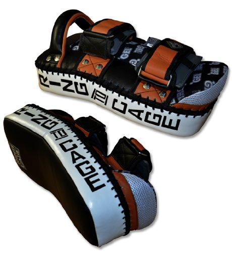 Platinum ELBOW CUSHION GelTech Muay Thai Pad, with. Professional Thai Pads for Muay Thai, MMA, ()