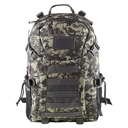 Combat Backpack Bat Bag - 1