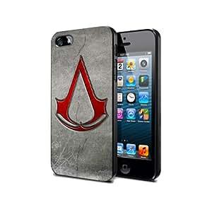 Ass05 Assassin's creed 4 Game : Juego Funda de silicona el Negro para Samsung Note 3