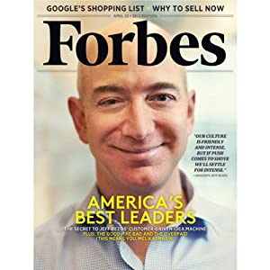 Forbes, April 9, 2012 Periodical