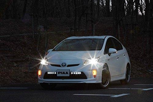 - Toyota Prius PIAA LED DRL 6000K Daytime Running Lamp Kit