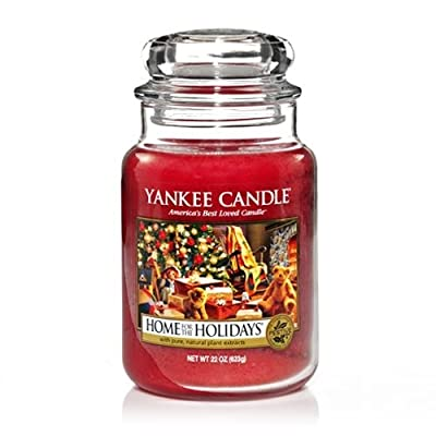 Yankee Candle Home For The Holidays , Festive Scent