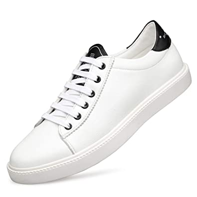 63b57c254246 Chaussure de Ville a Lacet de Marche au Loisir pour Homme Basse Chaussure de  Travail en