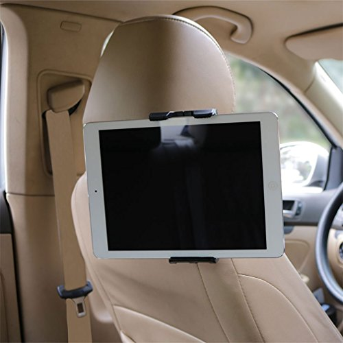 Outad Adjustable Car Seat Headrest Mount And Holder Apple Ipad Series And Samsung Note  Motorola Xoom And 7   To 11   Tablets