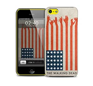 the walking dead iPhone 5c protective phone case
