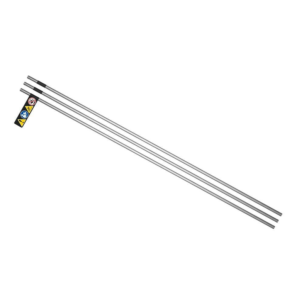 Arctic Cove High Pressure 3/8 in. x 2 ft. Stainless Steel Tubing (3-Pack) by Arctic Cove