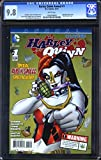 Harley Quinn Annual #1 (U.S. Only Edition - Cannabis Scented) - CERTIFIED CGC 9.8