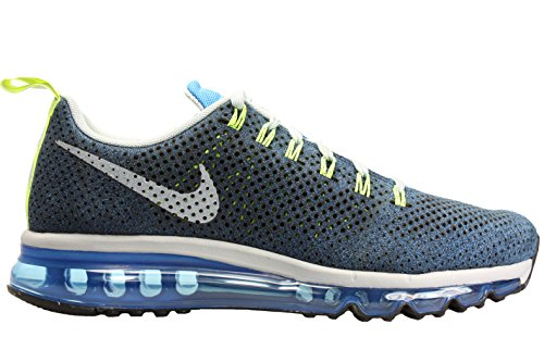 super popular 3f501 0797a Nike Mens 2014 Air Max Motion Running Shoes Photo Blue Volt Black Grey  631767-401 Size 10 - Buy Online in Oman.   Apparel Products in Oman - See  Prices, ...