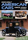 Standard Catalog of American Cars 1805-1942 CD