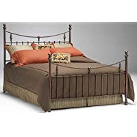 Headboard in Antique Copper Finish (Queen)