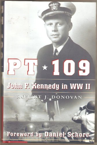 Pt 109: John F. Kennedy In W.W. II