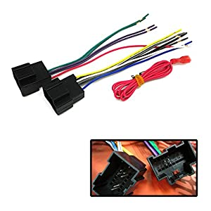 GM MOTORS VEHICLES ( SELECT MODELS ) AFTEMARKET CAR STEREO INSTALL KIT DASH MOUNTING KIT + RADIO HARNESS + RADIO ANTENNA ADAPTER + REAR VIEW MINI CAMERA
