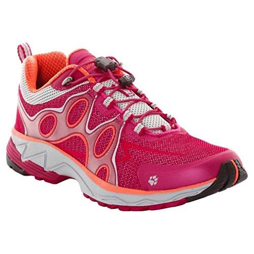 Jack Wolfskin Passion Trail Low - Chaussures de trail Femme - rouge Modèle 42 2016