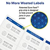 """Avery Multiuse Removable 1"""" Round Labels with"""
