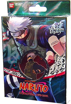 Naruto Collectible Trading Card Game The Dream Legacy Theme ...