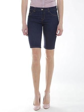 bfd4a13fe63 Carrera Jeans - Bermudas Vaqueras 767 para Mujer