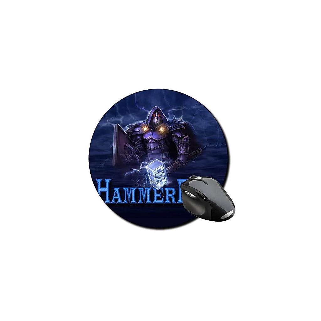 Hammerfall Mousepad PC