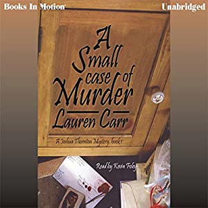 A Small Case of Murder Audiobook