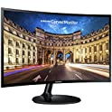 "Samsung C24F390 24"" Curved 1080p VA LED FreeSync Monitor"