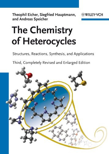 The Chemistry of Heterocycles: Structures, Reactions, Synthesis, and Applications