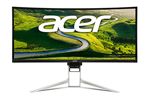 Acer XR382CQK bmijqphuzx 37.5-inch UltraWide QHD (3840 x 1600) AMD FreeSync Monitor (Display Port, HDMI Port)