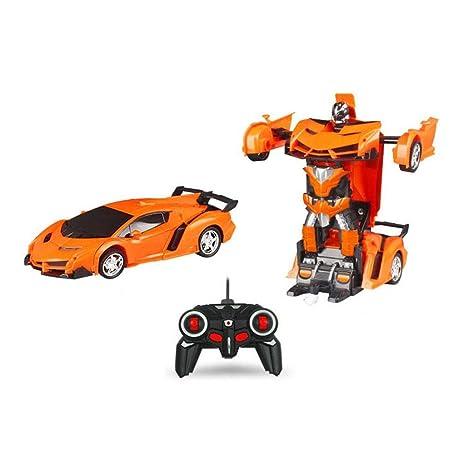 Transformers Robot Télécommandée1 Pour Enfants Jouets Voiture 18 T5ul1cFJ3K