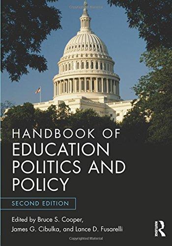 Handbook of Education Politics and Policy