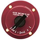 SeaChoice 11591 Battery Select Switch W/O Lock Made by SeaChoice
