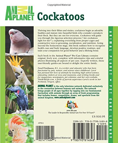 Cockatoos (Animal Planet Pet Care Library)