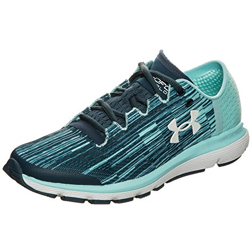 Under Armour Frauen Speedform Velociti Grafik Tinte / Blau