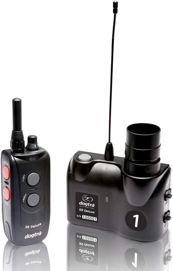 Dogtra RR Deluxe Remote Release for Bird Bumper Launchers Compatible with Non Launchers