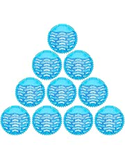 Toolly 10-Pack Urinal Screen Deodorizers–Urinal Cake, Anti-Splash & Odor Freshener, Scent Lasts for Up to 1 Month