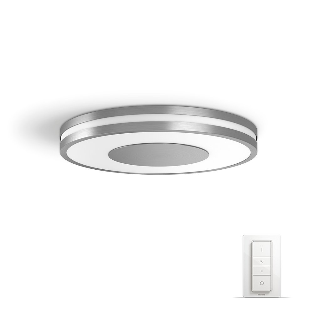 Philips Hue White Ambiance Being 40 W Connect Ready LED Ceiling Lamp ...